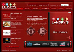 landrys corporate office