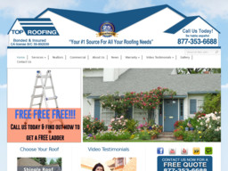 LA Top Roofing Inc