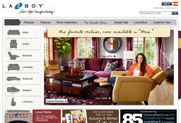 La - Z - Boy Furniture Galleries