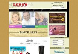 Lebo's Inc