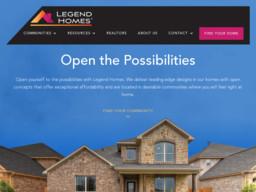 Legend Homes