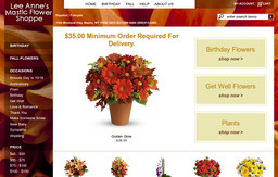 Lee Anne's Mastic Flower Shoppe