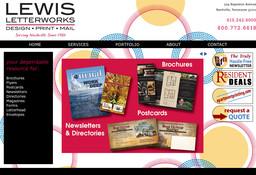 Lewis Letterworks