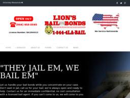 Lions Bail Bonds