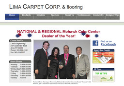 Lima Carpet Corp of Avon - Avon Square Plaza