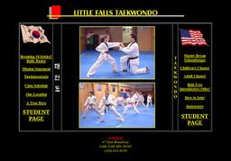 Little Falls Taekwondo