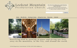 Lookout Mountain Presbyterian Church Pca