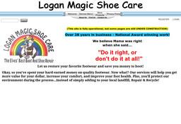 Logan Magic Shoe Care