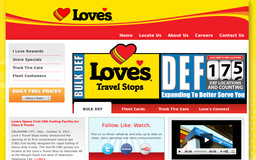 Love's Country Stores Inc