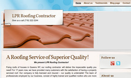 LPR Roofing Contractor