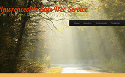 Lawrenceville Safe Tree Service