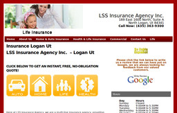 Lss Insurance Agency Inc
