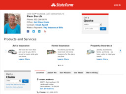 Pamela Burch State Farm Insurance