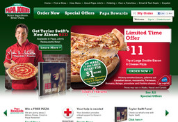 Papa John's Pizza - U of L Campus