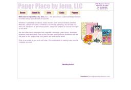 Paper Place by Jenn