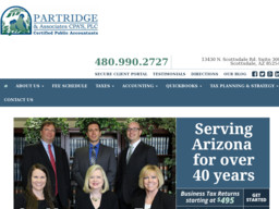 Partridge and Associates CPA's