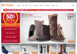 Payless Shoe Source - No 4682