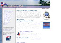 Palm Beach Sailing Club