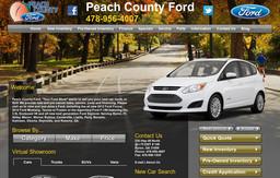 Peach County Ford