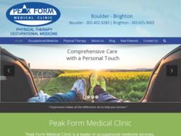 Peak Form Medical Clinic