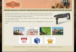 Pendergrass Supply & Rentals
