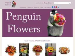 Penguin Flowers