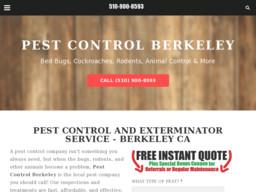 Pest Control Berkeley