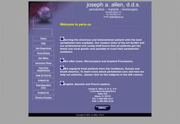 Allen Joseph A DDS