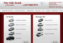 Peter Fuller Auto Group