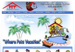 Pet Resorts of America