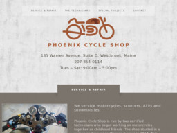 Phoenix Cycle Shop