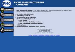 Picut Manufacturing Co logo