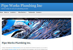 Pipe Works Plumbing Services