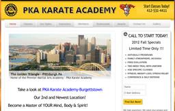P K A Karate Academy
