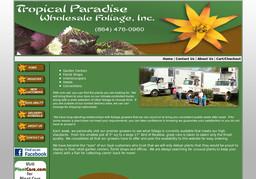 Tropical Paradise Wholesale Foliage, Inc.