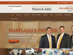 Plaxen & Adler, P.A.