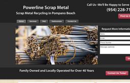 Powerline Scrap Metal