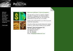 Michael J Porro & Co LLC