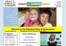 Preschool Place & Kindergarten At Temple Sholom