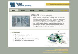 Prime Computer Solutions Inc