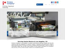 Printers Company