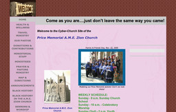 Price Memorial A M E Zion Church