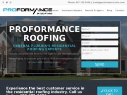 ProFormance Roofing