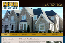 Proud Construction On Dalhgreen Ln In Taylors Sc 864