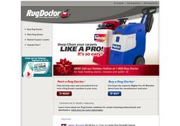 Rug Doctor Rents