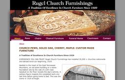 Rugel Church Furnishings Inc