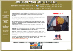 American Waste & Textile Co