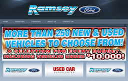 Ramsey Ford Lincoln Mercury