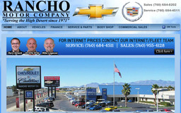 Rancho Motors Victorville >> Rancho Motor Co On 7th St In Victorville Ca 760 955 8200 Auto