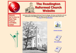 Readington Reformed Church